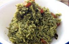 Spinach Rice
