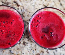 Anti-oxidant Beetroot Juice
