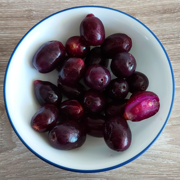 Jamun Black Plum Fruit